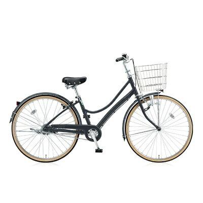 ブリヂストン 26型 自転車 エブリッジL E.Xダークアッシュ/シングル EB60L