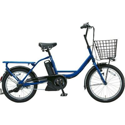 ブリヂストン 20/18型 電動アシスト自転車 アシスタファインミニ(E.Xティールブルー/3段変速)A0BC182019年モデル