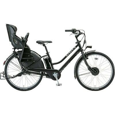ブリヂストン 26型 電動アシスト自転車  HYDEE.II(T.Xクロツヤケシ/内装3段変速) HY6B492019年モデル