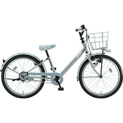 ブリヂストン 22型 子供用自転車 bikke j(ブルーグレー×シングル/シングルシフト)BK22VJ2019年モデル