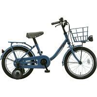 ブリヂストン 16型 幼児用自転車 bikke m(ネイビーグレー×シングル/シングルシフト)BK16UM 2019年モデル