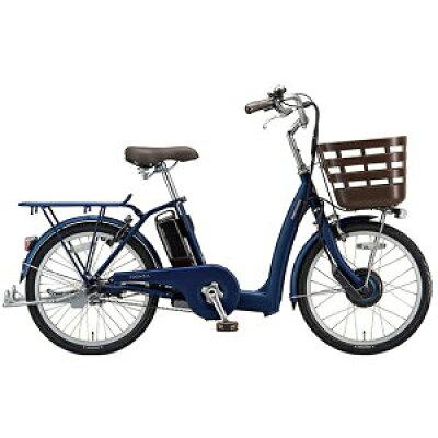 ブリヂストン 24型 電動アシスト自転車 フロンティア ラクット T.Xサファイヤブルー ツヤ消し FK4B49 両輪駆動