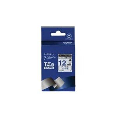 brother ラベルライター・プリンター専用テープ 布(ファブリック) テープ TZE-FA3 12mm