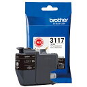 brother LC3117BK 1色