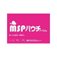 マンモス パウチフィルム A4判 100枚入MEPF-A4