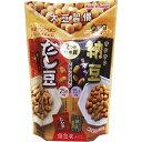 大豆習慣 鰹だし豆&サクサク納豆(9袋入)