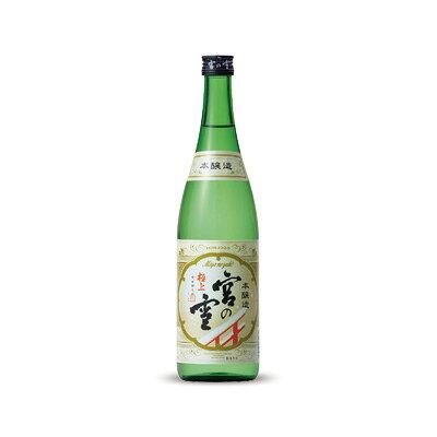 宮の雪 本醸造 花見酒 720X6