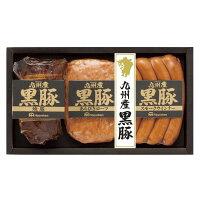南日本ハム 九州産黒豚ギフト