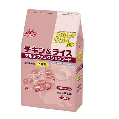 スーパーゴールド チキン&ライス 子猫用(1.6kg)
