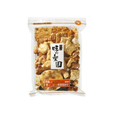 丸彦製菓 味の楽園 250g