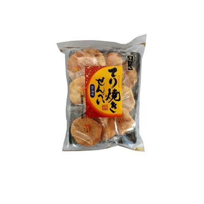 丸彦製菓 てり焼きせんべい 10枚