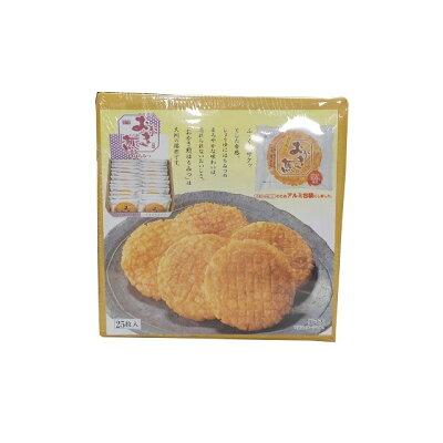 丸彦製菓 おかき 煎丸 25枚