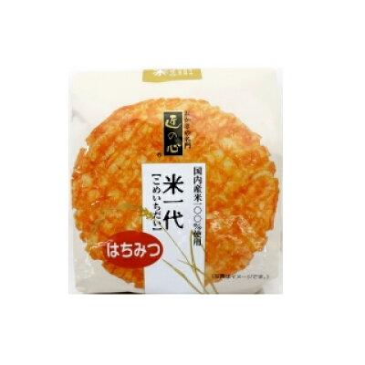 丸彦製菓 米一代はちみつ 3枚