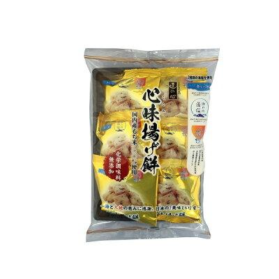丸彦製菓 心味 揚げ餅 128g