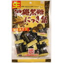松屋製菓 生沖縄黒糖にっき飴 120g