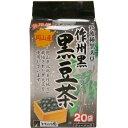 作州黒 黒豆茶×5g×20袋