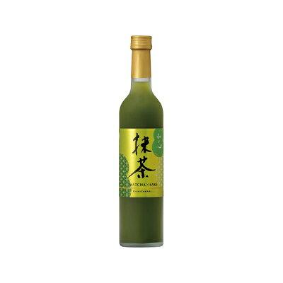中埜酒造 國盛 和の心 抹茶のお酒 500