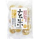 ムソー 玄米煎餅 特別栽培米あやひめ使用(15枚入)