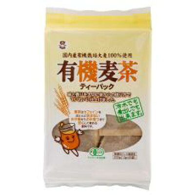 ムソー 有機麦茶 ティーパック(10g*20コ入)