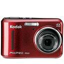 Kodak PIXPRO FZ FZ43 RED
