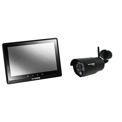 モニター&ワイヤレスフルHDカメラセット 10.1インチ WHC10M2(1セット)