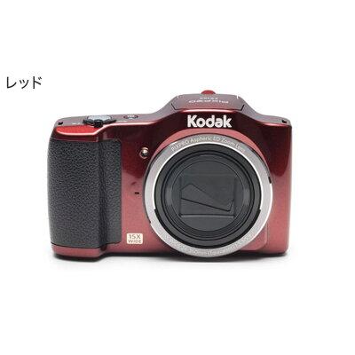 Kodak コダック デジタルカメラ レッド PIXPRO FZ152RD