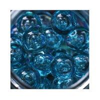 ビー玉 バブルマーブル 17〓 ブルー 約260粒入
