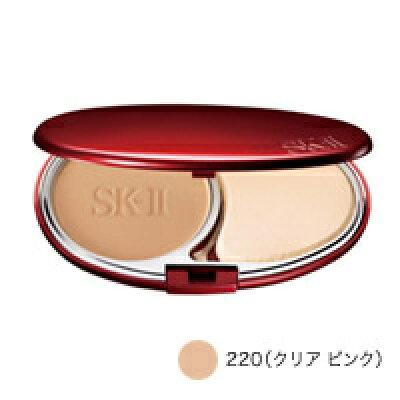 SK-II (エスケーツー)クリアビューティ パウダーファンデーション(220クリアピンク) ( レフィル )