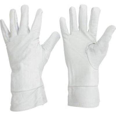 革手袋 mt-14 キリン型-白   作業用革手袋