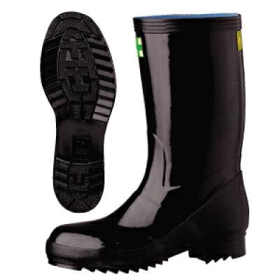 安全長靴 先芯入り 921T ブラック 大