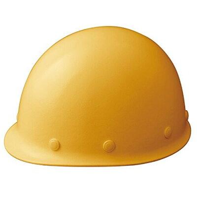 ミドリ安全 小サイズ ヘルメット SC-LMK RAS KP付 イエロー