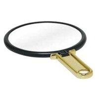 メリ- レンズ付き手鏡 BK CH8730