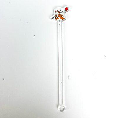 チップ&デール かき混ぜ棒 アクリル マドラー DALE ディズニー マリモクラフト テーブルウェア