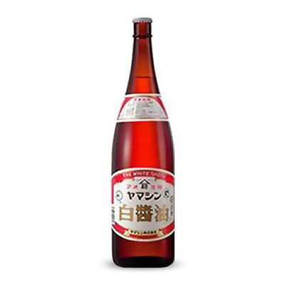 ヤマシン アオミ印 白醤油 1.8L