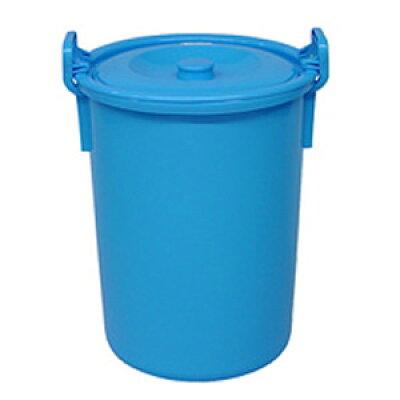 YAZAKI ヤザキの万能桶 蓋付き  L-45 B