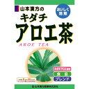 山本漢方製薬 キダチアロエ茶 8gX24