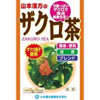 山本漢方製薬 ザクロ茶 12gX16
