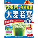 山本漢方 乳酸菌 大麦若葉 粉末(4g*30包)