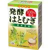 山本漢方 発酵はとむぎ100%粉末 90g