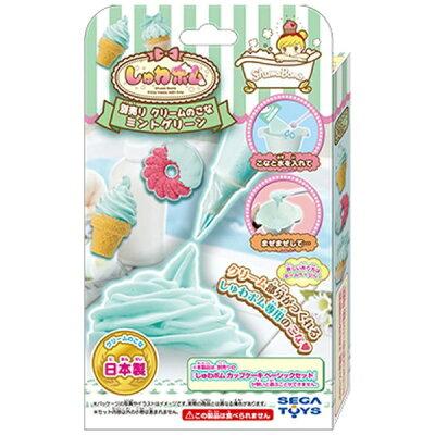 しゅわボム 別売りクリームのこな ミントグリーン セガトイズ シュワボムクリームノコナミントグリ