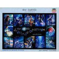 スターリーテイルズ the Zodiac by KAGAYA 1000ピース スターライト ファンタジー光るパズル 50cm×75cmパネルNo.10