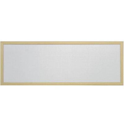 ニューDXウッドフレーム ナチュラル サイズ:34cm×102cm やのまん ヤノマンニューDXウッドフレーム9-Tナチュラル
