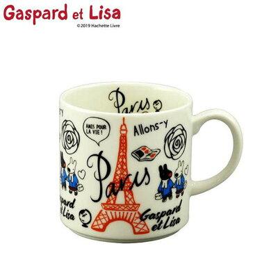 山加商店 リサとガスパール×VERY コラボマグ パリ LG132-11 1522756