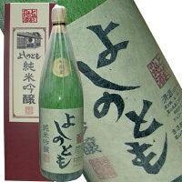よしのとも 純米吟醸 (1800ml ビン入り)