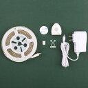 ユアサ #haruru(はるる)かんたんに貼れるLEDテープ YHL-300YM