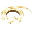 ユアサ #haruru(はるる) 充電式かんたんに貼れるLEDテープ YHL-100YMC