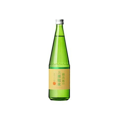 白瀧 越淡麗の上善如水 純米大吟醸 720ml