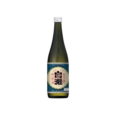 白瀧 生もと造り 純米酒 720ml