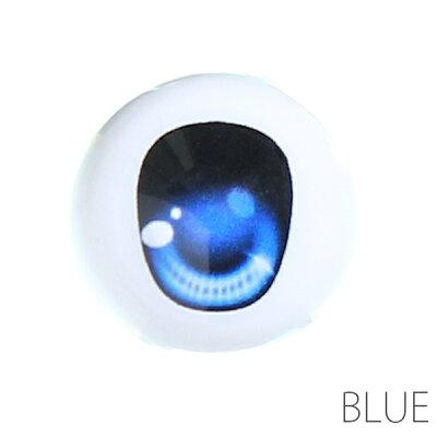 オビツボディ 尾櫃瞳 オビツアイ Aタイプ 16mm ブルー
