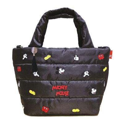 ミッキーマウス トートバッグ DELI デリエア Parts ディズニー ROOTOTE 42×24×17cm 手提げかばん